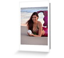 Seashore Smile Greeting Card
