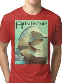 Artkitecture  Tri-blend T-Shirt