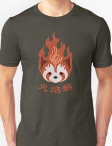 Legend of Korra: Fire Ferrets Pro Bending Emblem T-Shirt