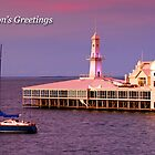 Cunningham Pier at Geelong by Darren Stones