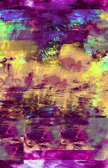 Abstract & Colours 3. by Vitta