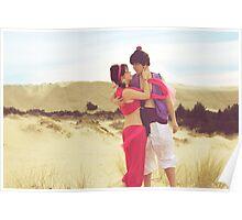 Aladdin & Jasmine II Poster