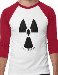 Got Nukes? Men's Baseball ¾ T-Shirt