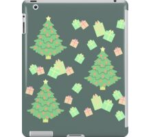 Christmas Tree with Presents #4 iPad Case/Skin