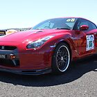 R35 Red devil by Jeremymarsh