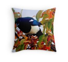 Trickster Treat Throw Pillow