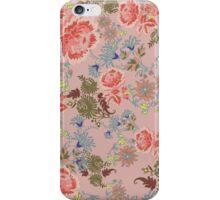 Floral #4 iPhone Case/Skin