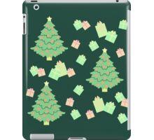 Christmas Tree with Presents #5 iPad Case/Skin