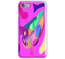 Focus Prism 20th Century Expression Grapes iPhone Case/Skin