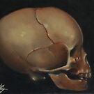Childs Skull by Zeb Shaffer