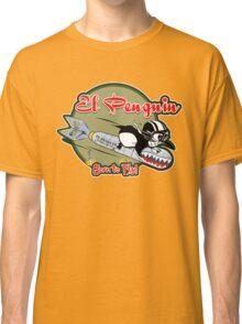 EL PENGUIN - Born to Fly Classic T-Shirt