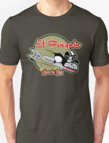EL PENGUIN - Born to Fly T-Shirt