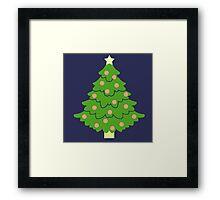 O' Christmas Tree #2 Framed Print