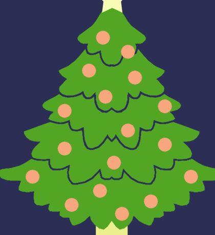 O' Christmas Tree #2 Sticker