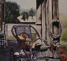 """"""" Verandah views"""" by Kobie Bosch"""