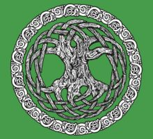 Celtic Knot Tree  by ZugArt