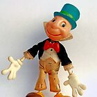 Jiminy Cricket by Marx Toys by Peter Bodiam