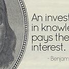 Ben Franklin on Investing by Stephen Auyeung
