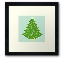 O' Christmas Tree #4 Framed Print
