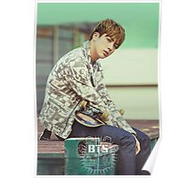 BTS/Bangtan Sonyeondan - Jin Teaser #1 Poster