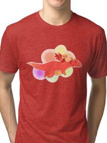 TH : nyan smaug 2 Tri-blend T-Shirt