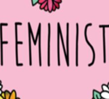 Feminst Heart Sticker