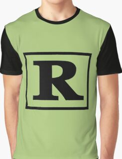 Rated R Graphic T-Shirt