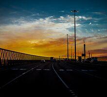 Westgate Sunrise by Ruben D. Mascaro