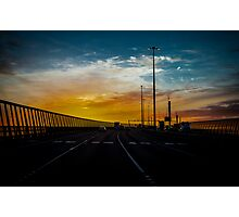 Westgate Sunrise Photographic Print