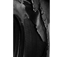 Broken Rubber Photographic Print