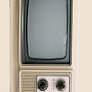 Old Zenith TV by TinaGraphics