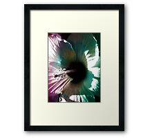 Hibiscus Tropicana Framed Print