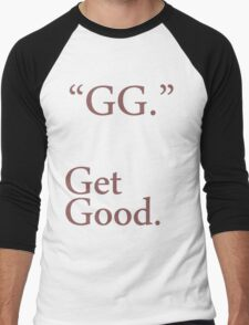 GG Men's Baseball ¾ T-Shirt