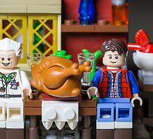 Thanksgiving with Doc and Marty by garykaz