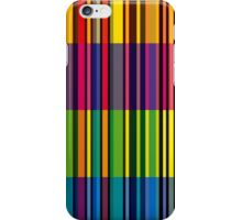 Retro Colorful Stripe Pattern Style iPhone 5 / iPhone 4 Case iPhone Case/Skin