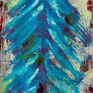 blue xmas... by Sam Fonte