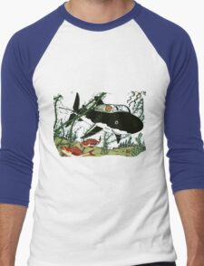 Adventure Men's Baseball ¾ T-Shirt