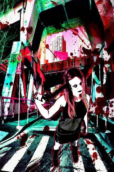 Tokyo Suicide by Gal Lo Leggio