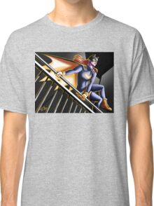 the bat in the night Classic T-Shirt
