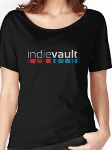 Indie Vault Women's Relaxed Fit T-Shirt