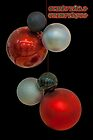 Xmas Balls by Elaine Teague