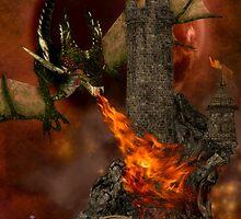 Dragon's Siege by shutterbug2010