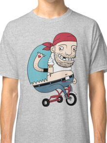 Bikie on a Trikie Classic T-Shirt