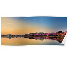 Tidal Basin Color Poster