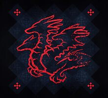 House Targaryen - Game of Thrones by Kevin James Bernabe