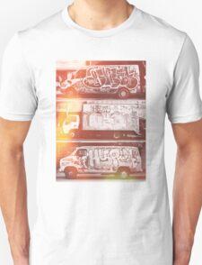 Vintage Graffiti New York. T-Shirt