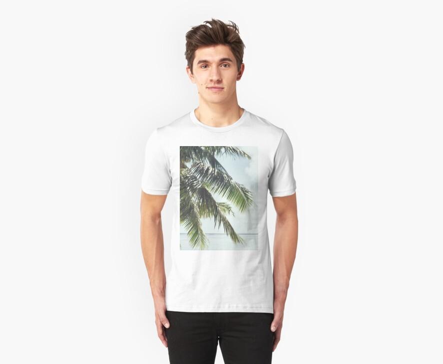 Palm Tree Vintage by Slushylq
