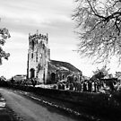 Wilberfoss Church by Sarah Tweedie