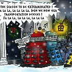 &#x27;Tis The Season by ToneCartoons