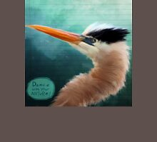 Bird Notes: Dance with Your Nature Unisex T-Shirt